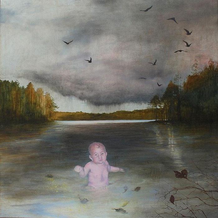 Eva Wilms - Barnet 1