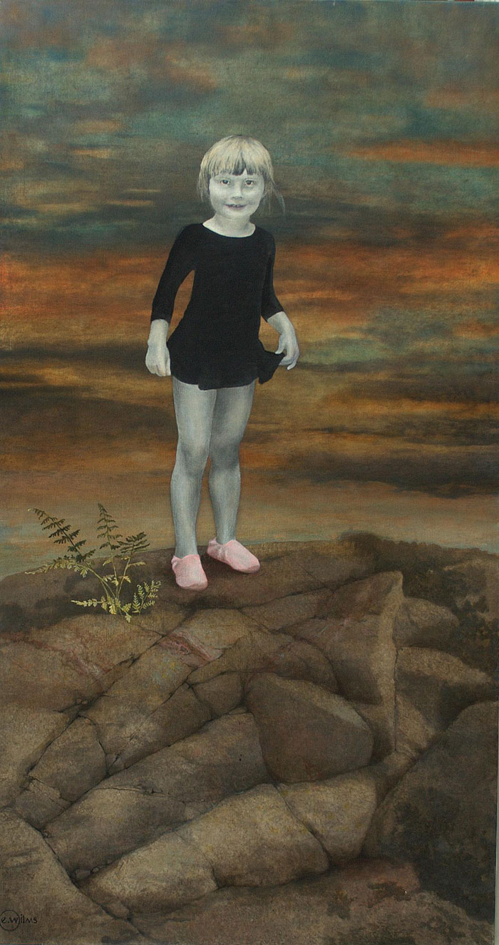 Eva Wilms - Barnet 3