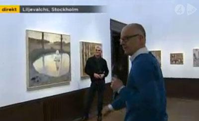 TV4 besöker Liljevalchs