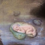 näckrosbarn - låg